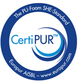 Certified by CertiPur